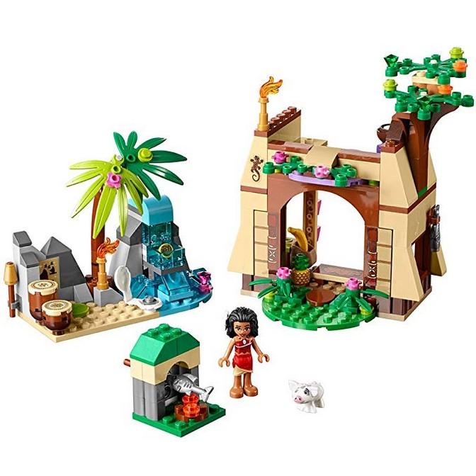 LEGO l Disney Moana Moanas Island Adventure 41149 Disney Princess Toy