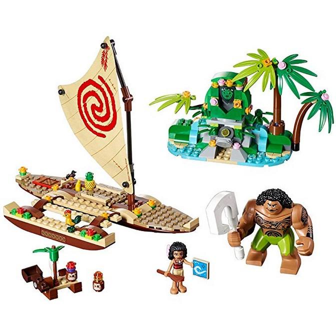 LEGO Disney Princess Moanas Ocean Voyage 41150 Disney Moana Toy
