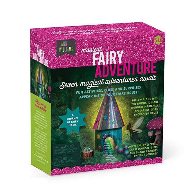 Magical Fairy Adventure ? Fun Activities, Surprises, and Clues Magically Appear in an Enchanted Fairy House