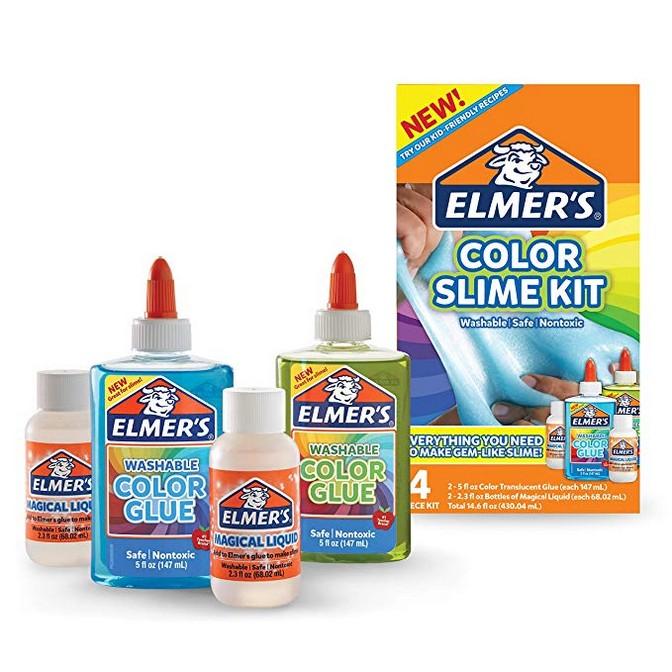 Elmers Color Slime Kit (2062237)