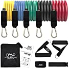 Resistance Band Set with Door Anchor
