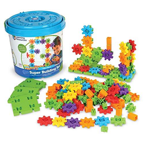 Gears! Gears! Gears! Super Building Toy Set