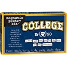 Magnetic Poetry - College Kit