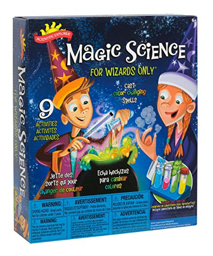 POOF-Slinky - Scientific Explorer Magic Science for Wizards Only
