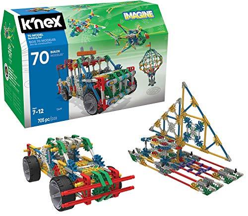 KNEX 70 Model Building Set