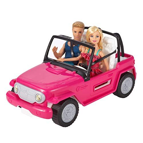 Barbie Beach Cruiser & Ken Doll