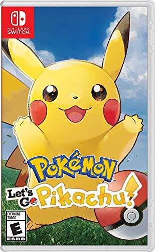 Pokemon: Lets Go, Pikachu!