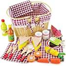 Slice & Share Picnic Basket - Wood Eats!