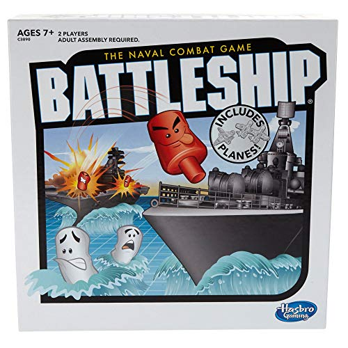Battleship With Planes