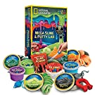 NATIONAL GEOGRAPHIC Mega Slime Kit & Putty Lab