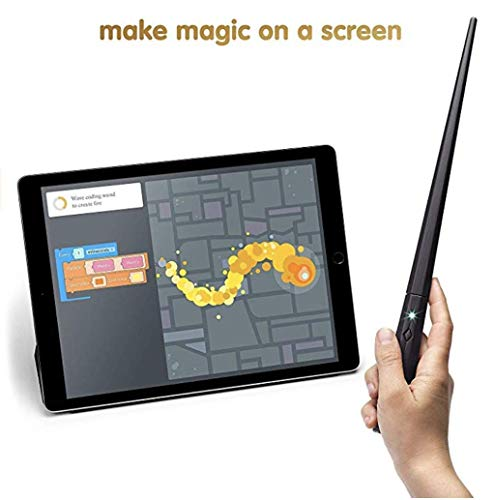 Kano Harry Potter Coding Kit ? Build a Wand. Learn To Code. Make Magic.