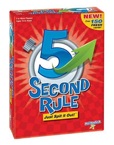 PlayMonster 5 Second Rule Game