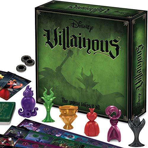 Ravensburger Disney Villainous Strategy Board Game