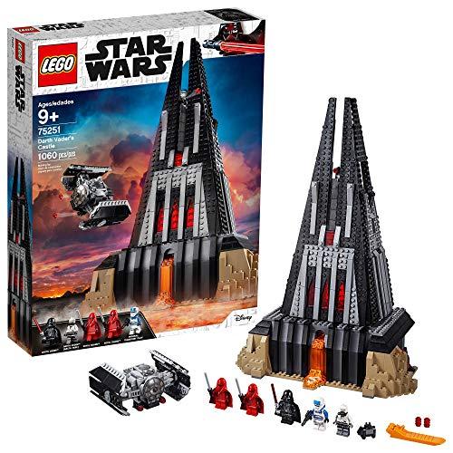 LEGO Star Wars Darth Vaders Castle