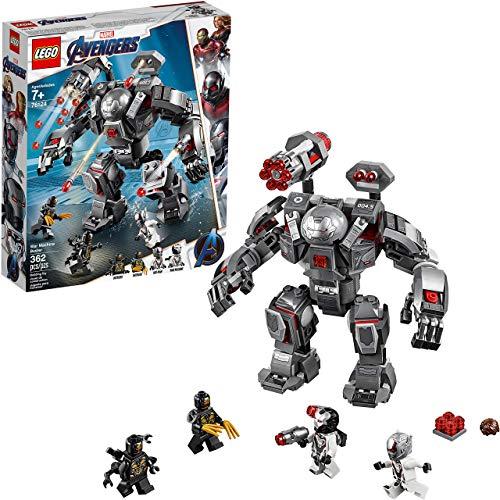 LEGO Marvel Avengers War Machine Buster