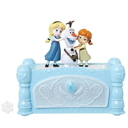 Disney Frozen Musical Jewelry Box with Do You Want to Build A Snowman Song