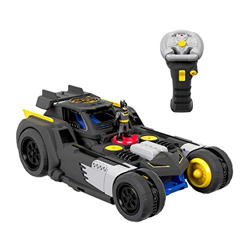 Imaginext Fisher-Price DC Super Friends Transforming Batmobile R/C