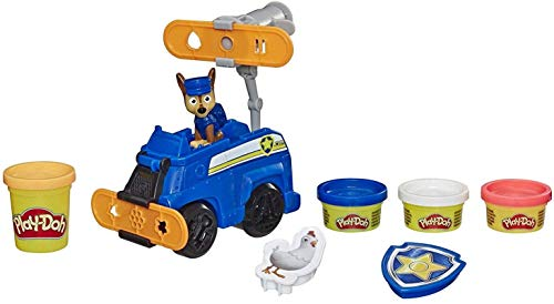 Play-Doh Paw Patrol Rescue Rolling Chase Toy