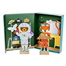 Make Believe Animal Costume Magnetic Dress Up Box