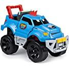 Demo Duke, Crashing & Transforming Vehicle