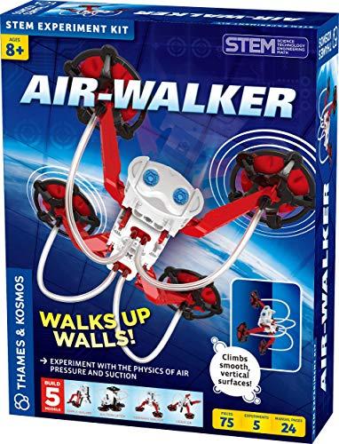Thames & Kosmos Air-Walker Gravity-Defying Wall-Walking Robot
