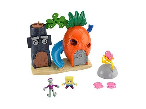 Fisher-Price Imaginext Spongebob Bikini Bottom Playset
