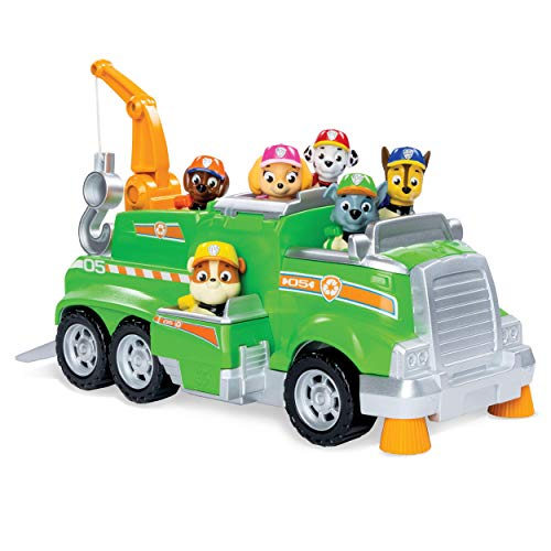 Paw Patrol Total Team Rescue Recycling Truck
