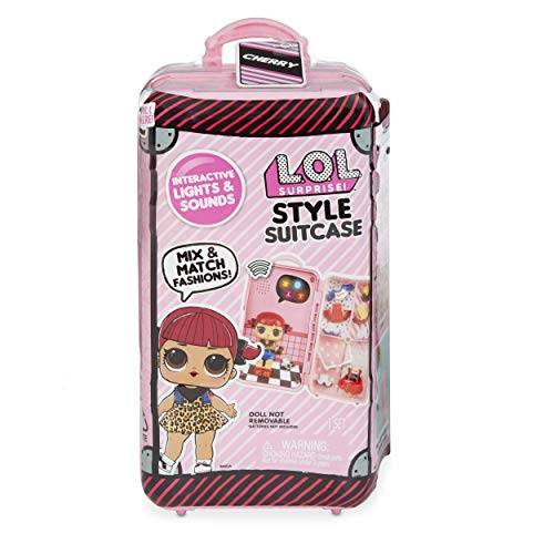 L.O.L. Surprise! Style Suitcase Electronic Playset
