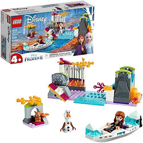 LEGO Disney Frozen II Anna?s Canoe Expedition