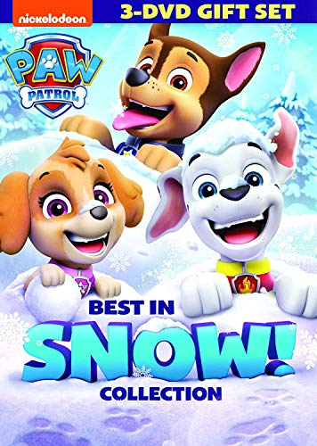 PAW Patrol: Best in Snow Collection