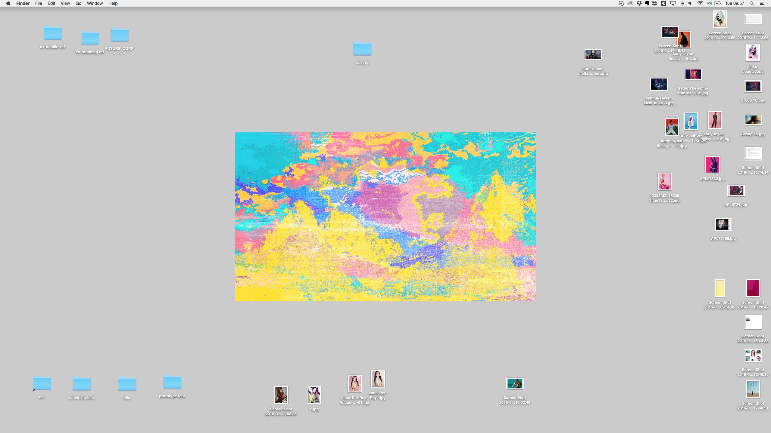 Elodie Fabbri desktop