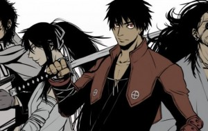 10 Manga Similar to Drifters Recommendations