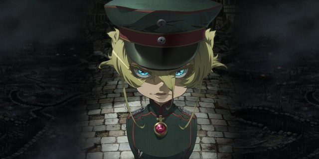 10 Anime Similar to Youjo Senki Recommendations