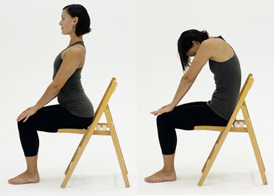 excellent office yoga exercise for back pain