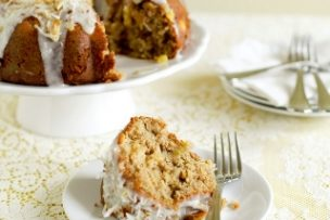 Hummingbird Coffee Cake