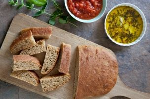 Whole Grain Ciabatta