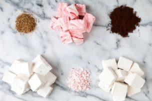 Winter Marshmallow Trio: Chai, Peppermint and Espresso