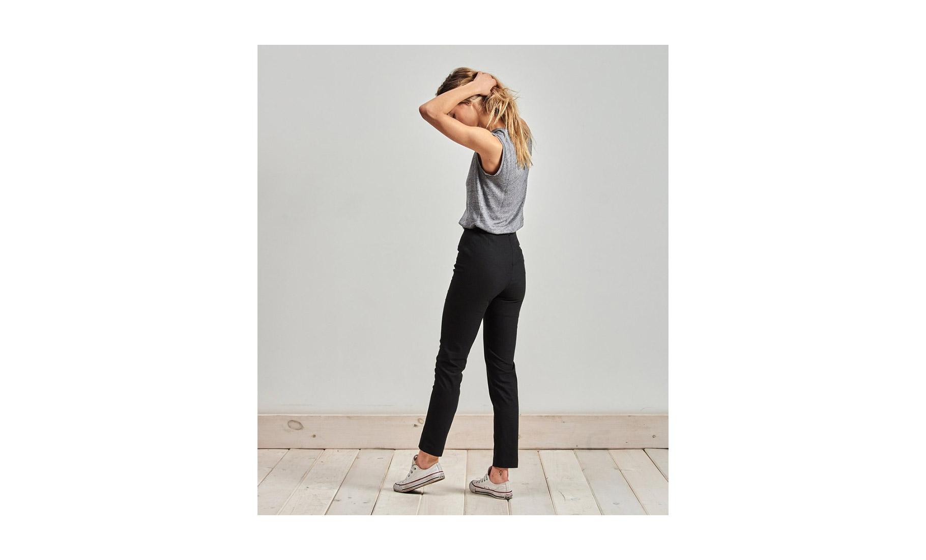 Brass Clothing Modern Trouser