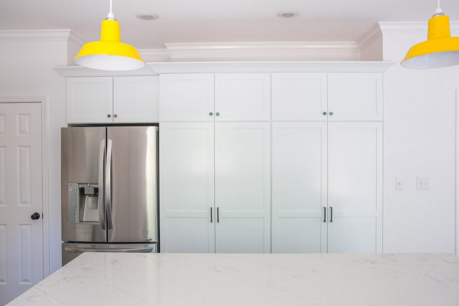 Custom Cabinetry + Massive Pantry Expansion