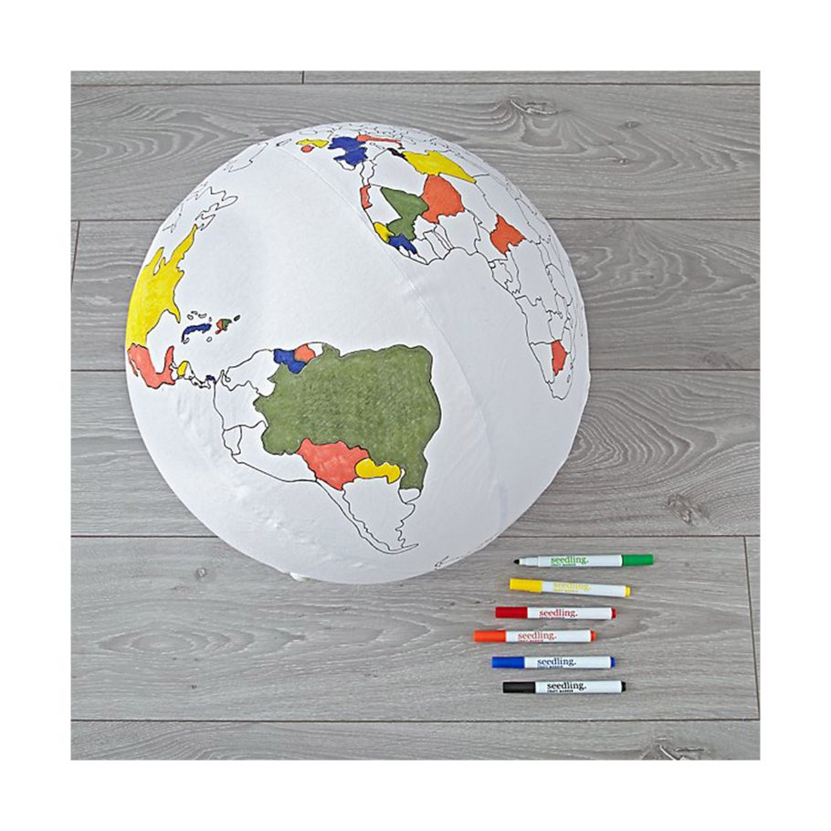 Color the Globe