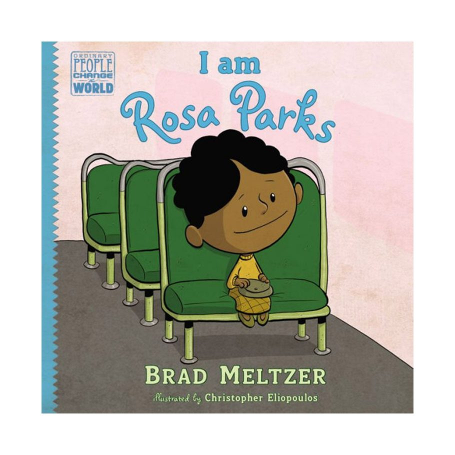 I am.... Books by Brad Meltzer