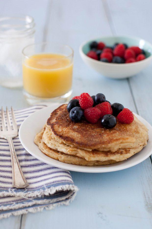 Whole Grain Pancake Mix Everyday Annie