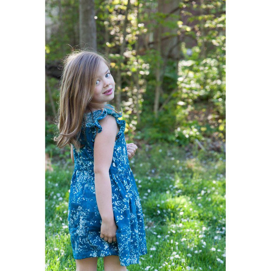 Caroline's dress