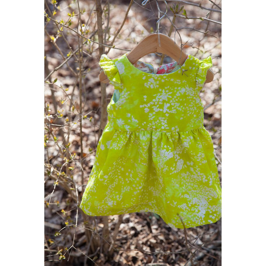 Luisa's dress