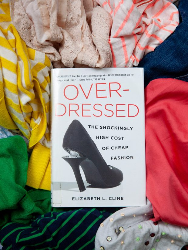 What I'm Reading: Overdressed