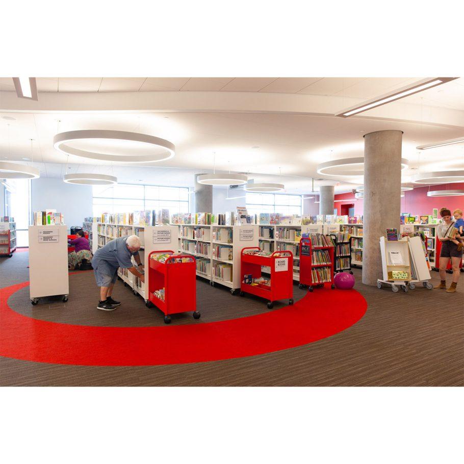Austin Central Public Library
