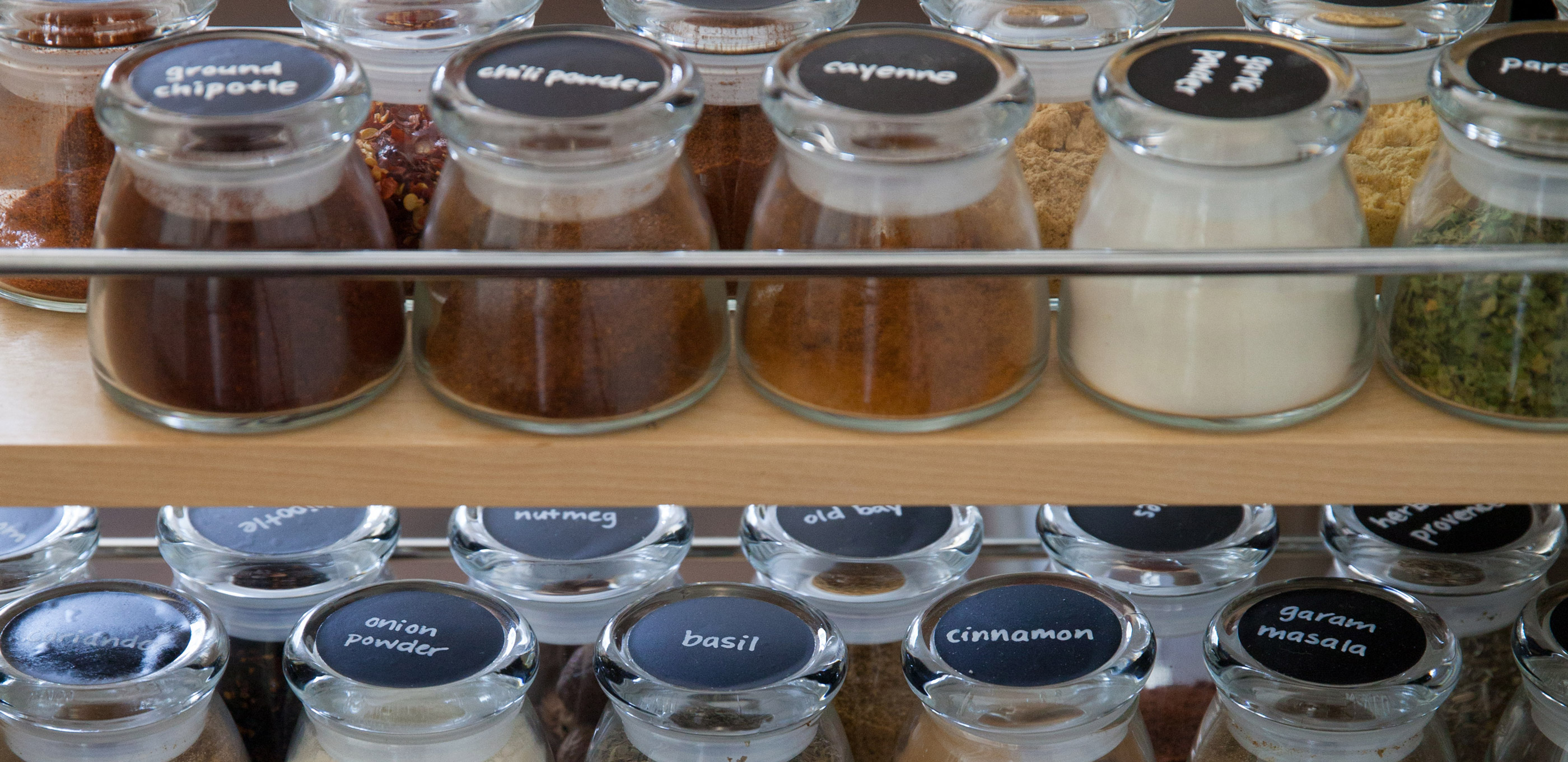 Simplified Spice Storage