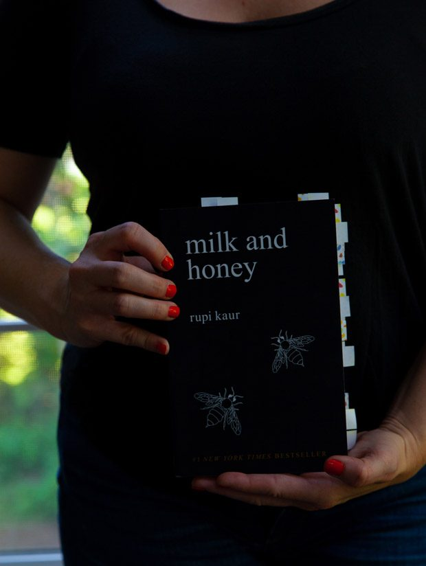 What I'm Reading: Milk and Honey