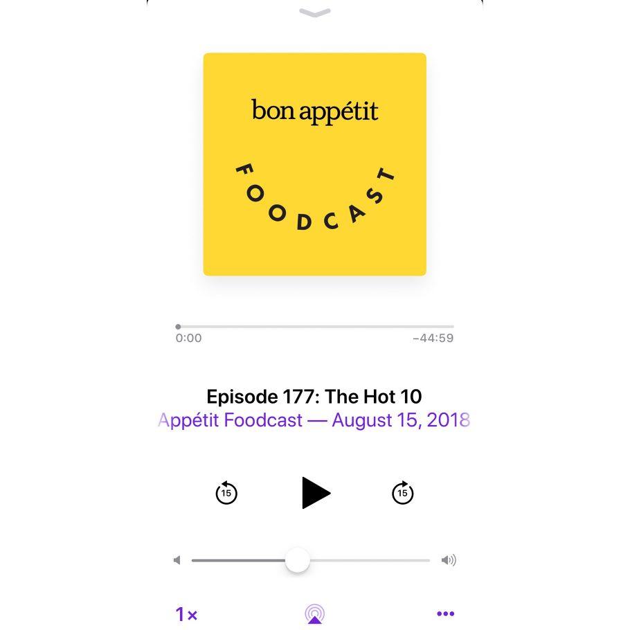 The Bon Appetit Hot 10