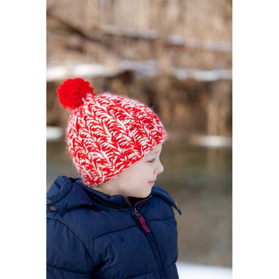 Marled Winter Hat